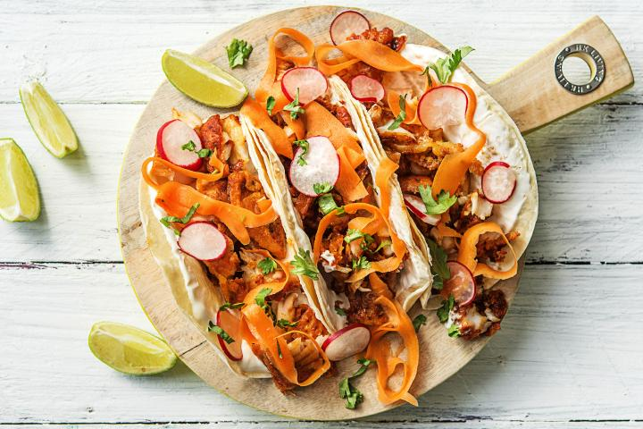 fish tacos, cooking and meal planning when you're a mom with ADHD